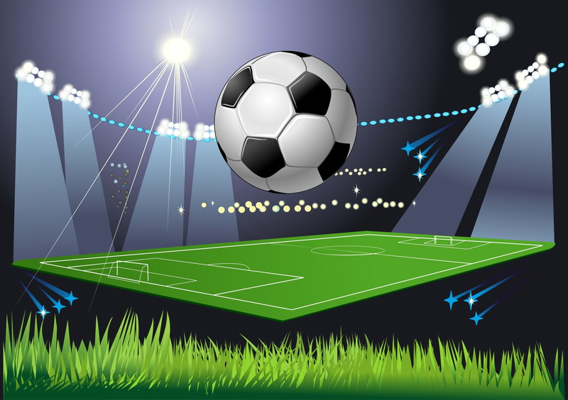 サッカー グラウンド