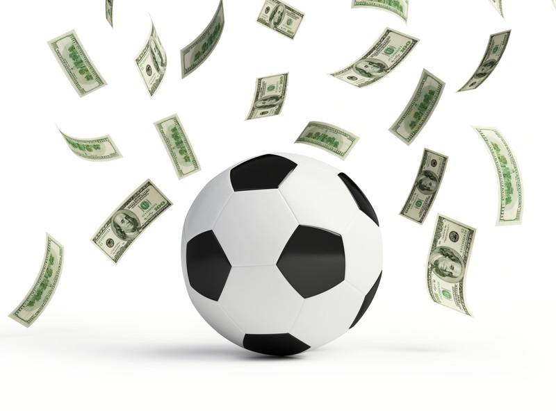 サッカー 紙幣